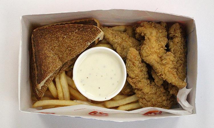 Best places to get chicken strips