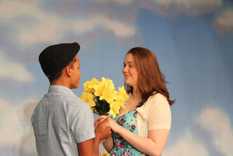 Fall musical set to take stage next week