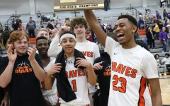 Braves Advance to State