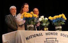 National Honor Society inducts 35 new members