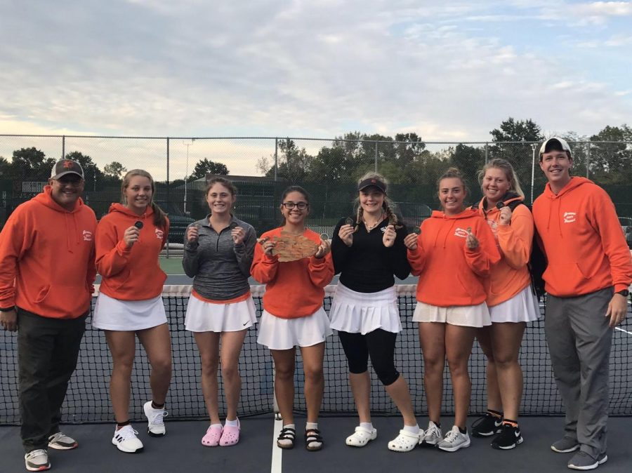 Lady Braves win Bill Scott invitational