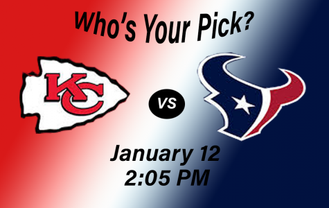 Who will prevail? The Chiefs or Texans?