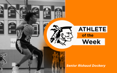 Athlete of the Week: Rishaud Dockery