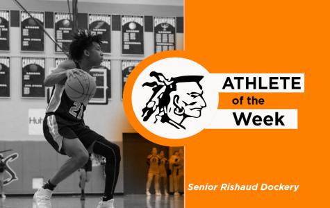 Athlete of the Week: Rishaud Dockery