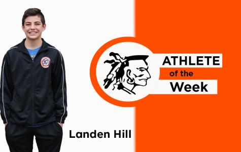 Athlete of the Week: Landen Hill