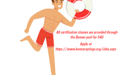 City of Bonner Springs is hiring for the summer