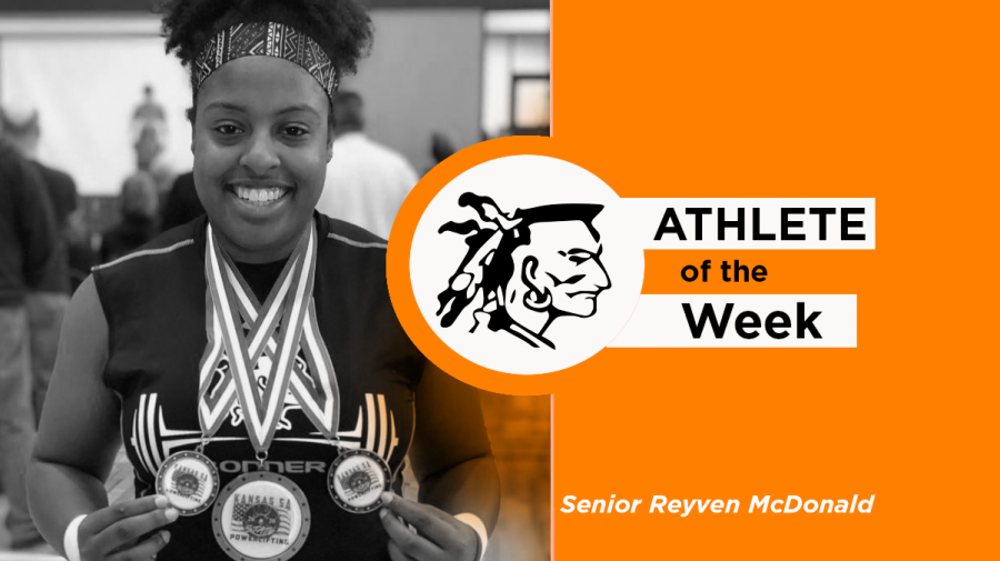 Athlete of the Week: Reyven McDonald
