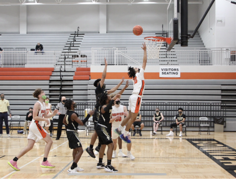 Gallery: Bonner Springs Braves Basketball Against Turner 1/26