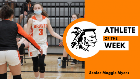 Athlete of the Week: Maggie Myers