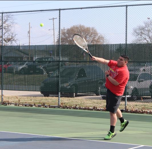 Tennis Season Comeback