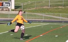 GALLERY: Girls Soccer VS. Shawnee Heights 4/05/21
