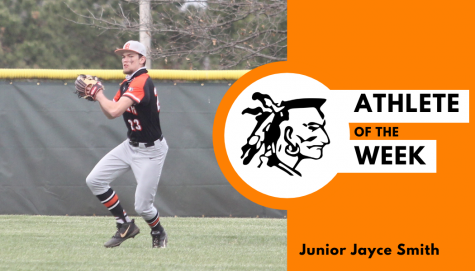 Athlete of the Week: Jayce Smith