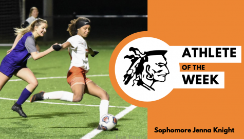 Athlete of the Week: Jenna Knight
